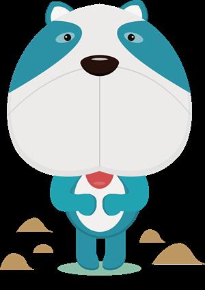 可爱小狗(学院派)